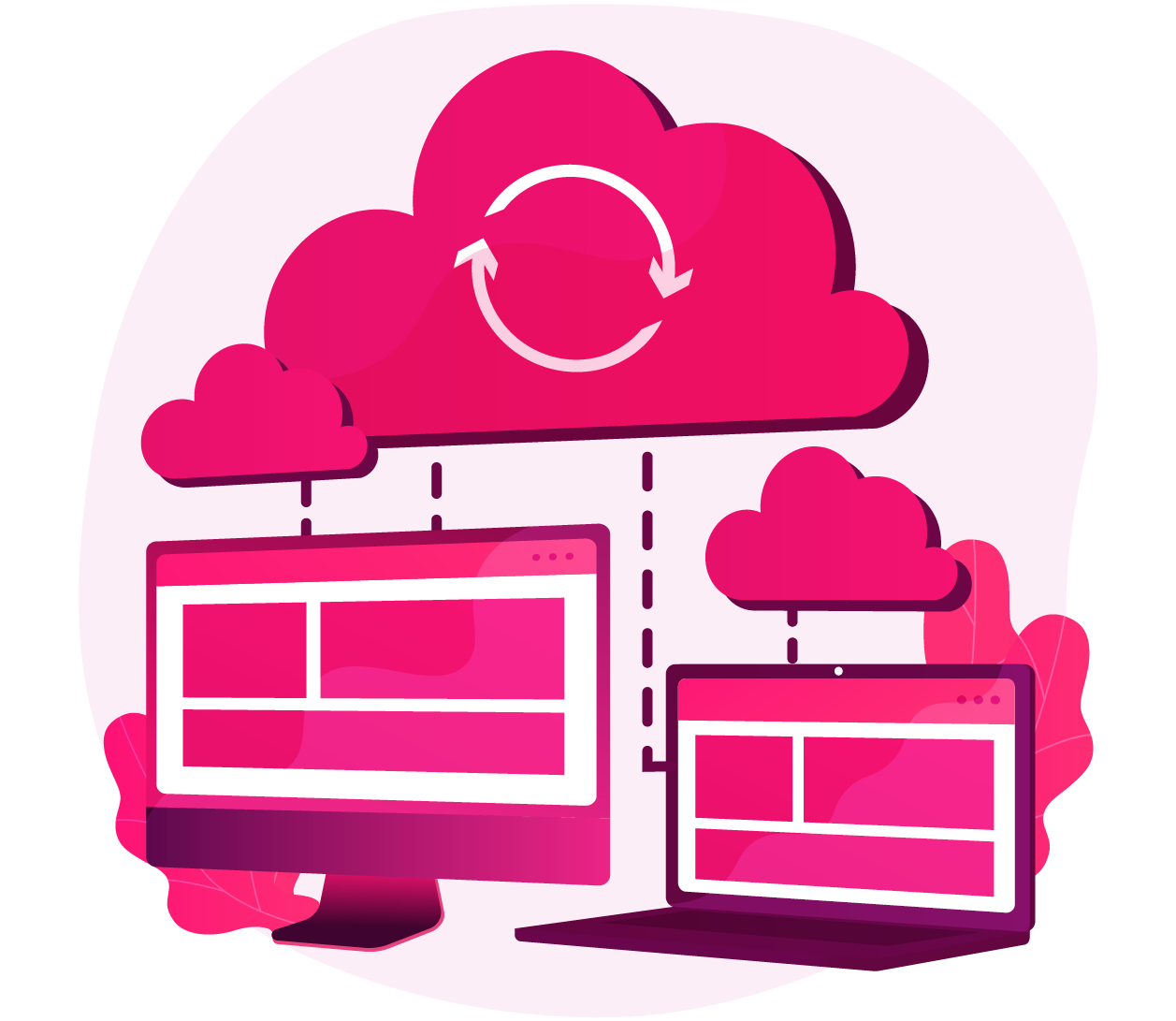 Cloud services for small businesses